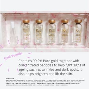 Gold Peptide Booster Ampoule3