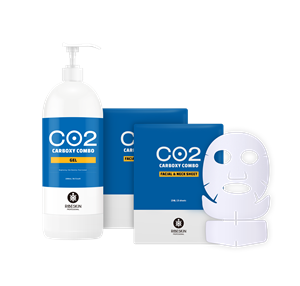 RIBESKIN ™ CARBOXY THERAPY CO2 (Gel + masker)
